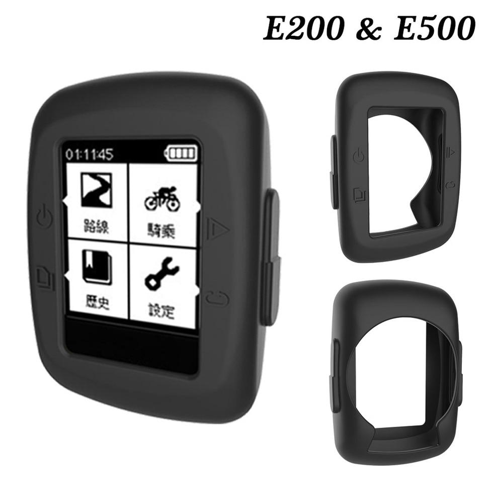 Silicone Case Protective Cover For Garmin Edge 200 E500 Cycle Bike Computer