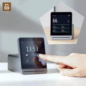 Image 1 - Youpin ClearGrass Air เครื่องตรวจจับ Retina TOUCH IPS หน้าจอ TOUCH ในร่มกลางแจ้ง Air Monitor สำหรับ Mijia APP Control