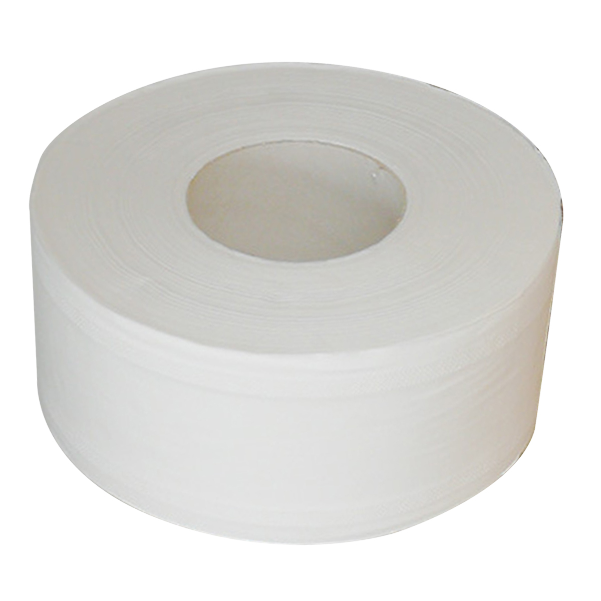 1 Roll 4-Layer Jumbo Roll Toilet Paper Soft Home Native Wood Pulp Good Water Absorption Paper Rolling Paper Sanitary Paper 410g