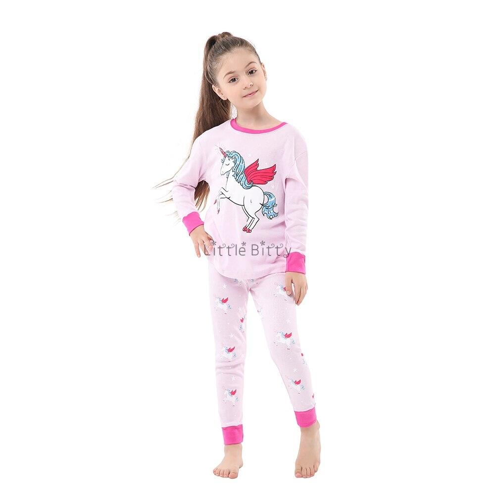 Sleepwear Pajama Sets Girls