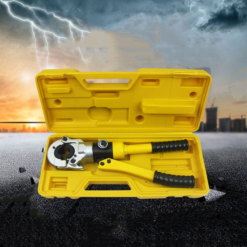 Гидравлические обжимные инструменты для труб Pex прессованные инструменты с Th челюсти 16 32 мм Gc 1632 трубы для отопления водопроводные трубы вы
