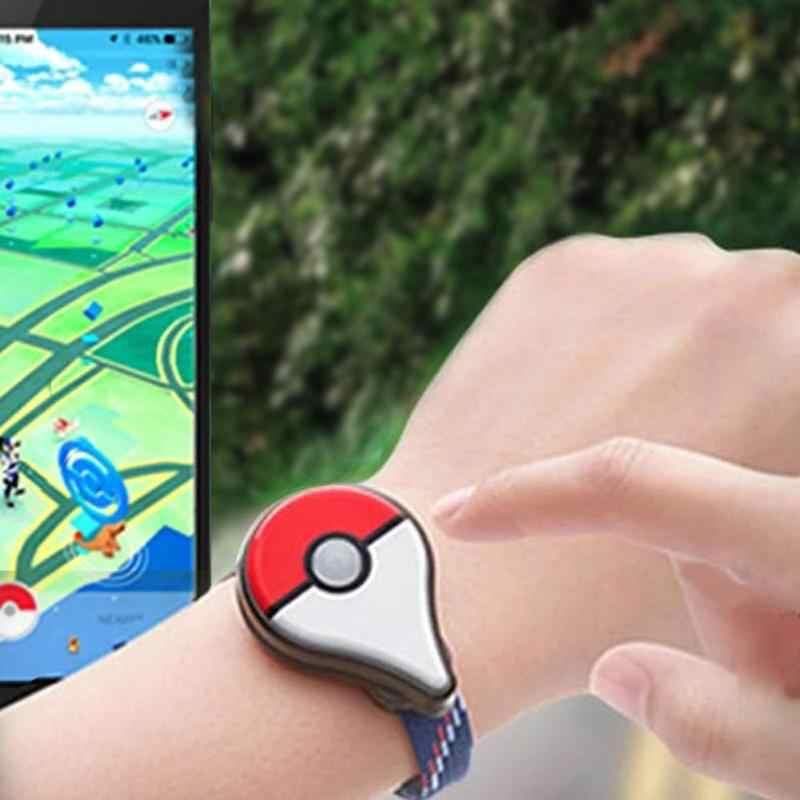 Voor Pokemon Gaan Plus Auto Vangen Gotcha Voor Pokemon Gaan Plus Bluetooth Armband Armband Horloge Spel Accessoire Voor Nintendo