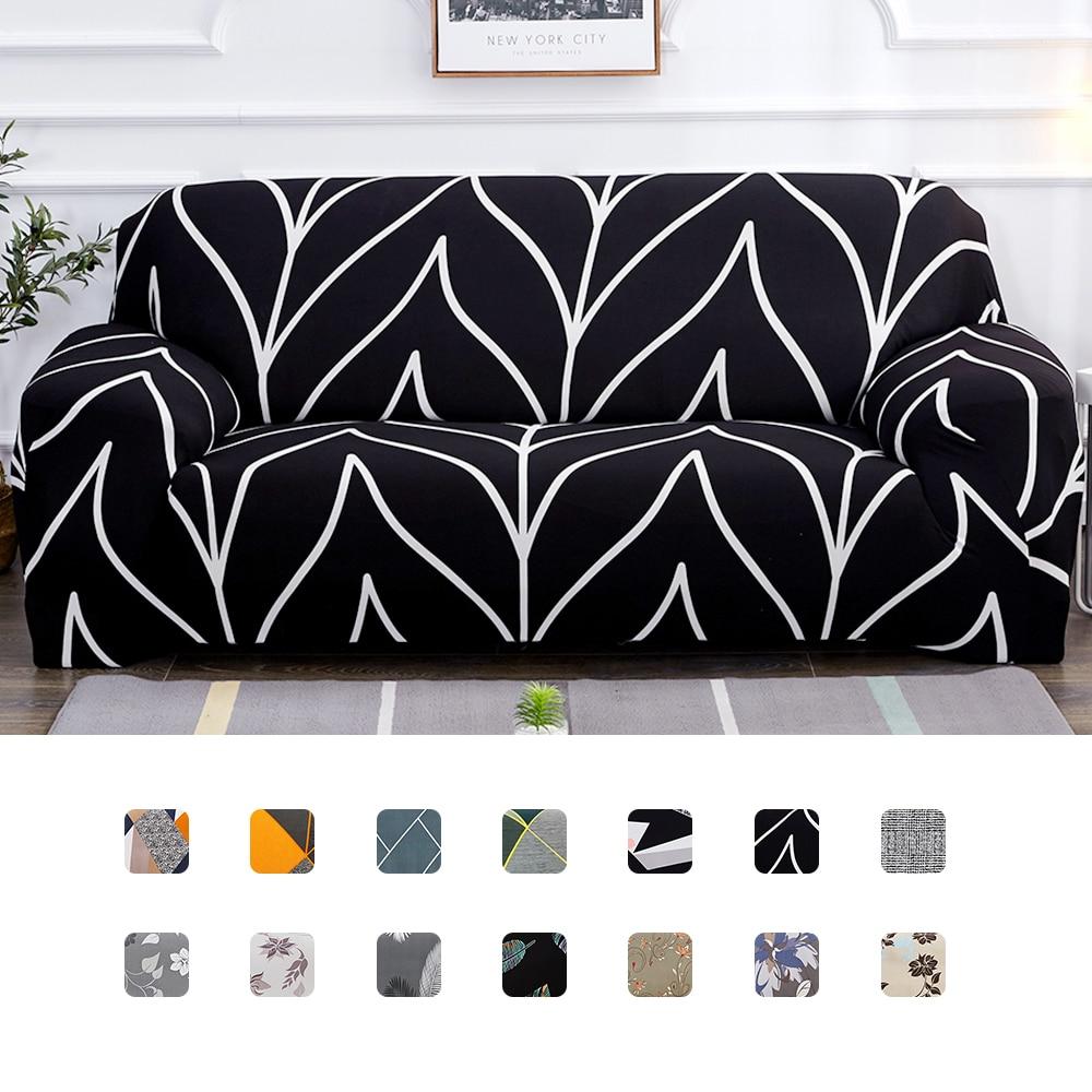 1/2/3/4мя сидениями из эластичного спандекса диван сиденья протектор моющийся чехол для дивана, плотно Обёрточная бумага все включено чехлы Чехлы для диванов      АлиЭкспресс