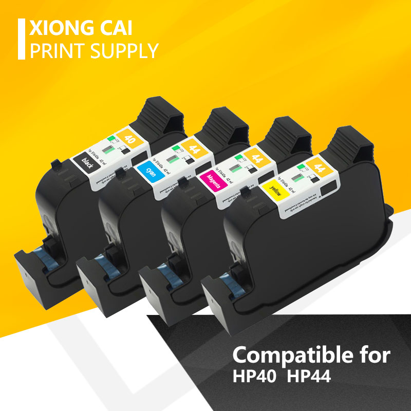 HP40 51640A Compatible <font><b>Ink</b></font> <font><b>cartridge</b></font> HP44 51644Y 51644C 51644M replaces For <font><b>40</b></font> 44 Designjet 230 250c 330 350c 430 450c printer image