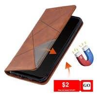 Para huawei honor 10 lite caso carteira de couro flip capa silicone macio caso para honra 10i 9x 8a 8 s magnético caso titular do cartão