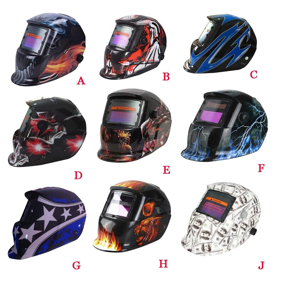US $19.2 35% OFF|Car styling Pro Solar Auto Darkening Welding Helmet Mask Grinding Welder Protective Gear Welding Protective Helmet Flat Flip|Helmets| |  - AliExpress