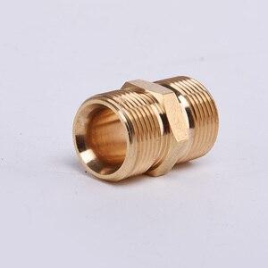 Image 4 - LaLeyenda 50ft. خرطوم ضغط 15 متر M22 Pin 14 و 15 مللي متر ، أنبوب تمديد نظيف ، لغسيل السيارات ، كارشر/هتر/إنركسول