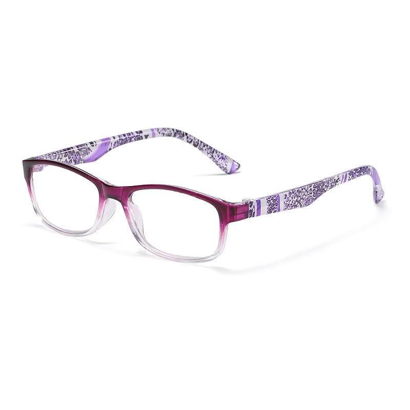 Женские прозрачные очки для чтения с цветочным принтом очки Анти Blue-ray унисекс очки + 1,0 + 1,5 + 2,0 + 2,5 + 3,0 + 3,5 + 4,0 2020
