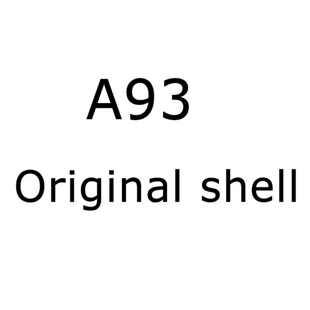 10 Teile/los A93 fall keychain für starline A96 A99 A69 A63 A39 A36 abdeckung gehäuse lcd 2 weg auto fernbedienung control autostart alarm fall