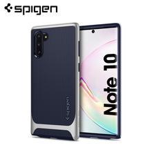 Spigen Neo Hybrid Case for Samsung Galaxy Note 10 MIL-STD-810 Drop Resistance Anti-Slip Hybrid Cases neo hybrid metal