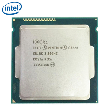 Intel Pentium G3220 3GHz Dual-Core Desktop CPU Processor 3M 54W LGA 1150 tested 100% working 1