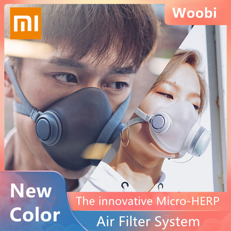 For Xiaomi Mijia Woobi F95 Dustproof Anti-fog And Breathable Face Masks 95% Filtration F95 Masks Features