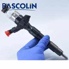 цена на BASCOLIN Injector 095000-8290 common rail diesel injection for VIGO 1KD fuel injector HILUX 1KD-FTV3.0L