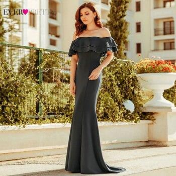 Robe Sexy Dubai Evening Dresses Women Dress Long Elegant Party Prom Mermaid V Neck Sequined Maxi Formal Gown Вечерние Платья