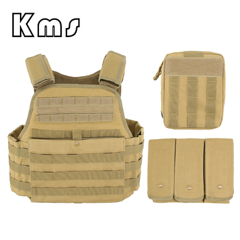 цены Tactical Vest Body Armor JPC Plate Carrier Ammo Magazine Chest Rig Airsoft Paintball Gear Loading Bear Vests Hunting Vest