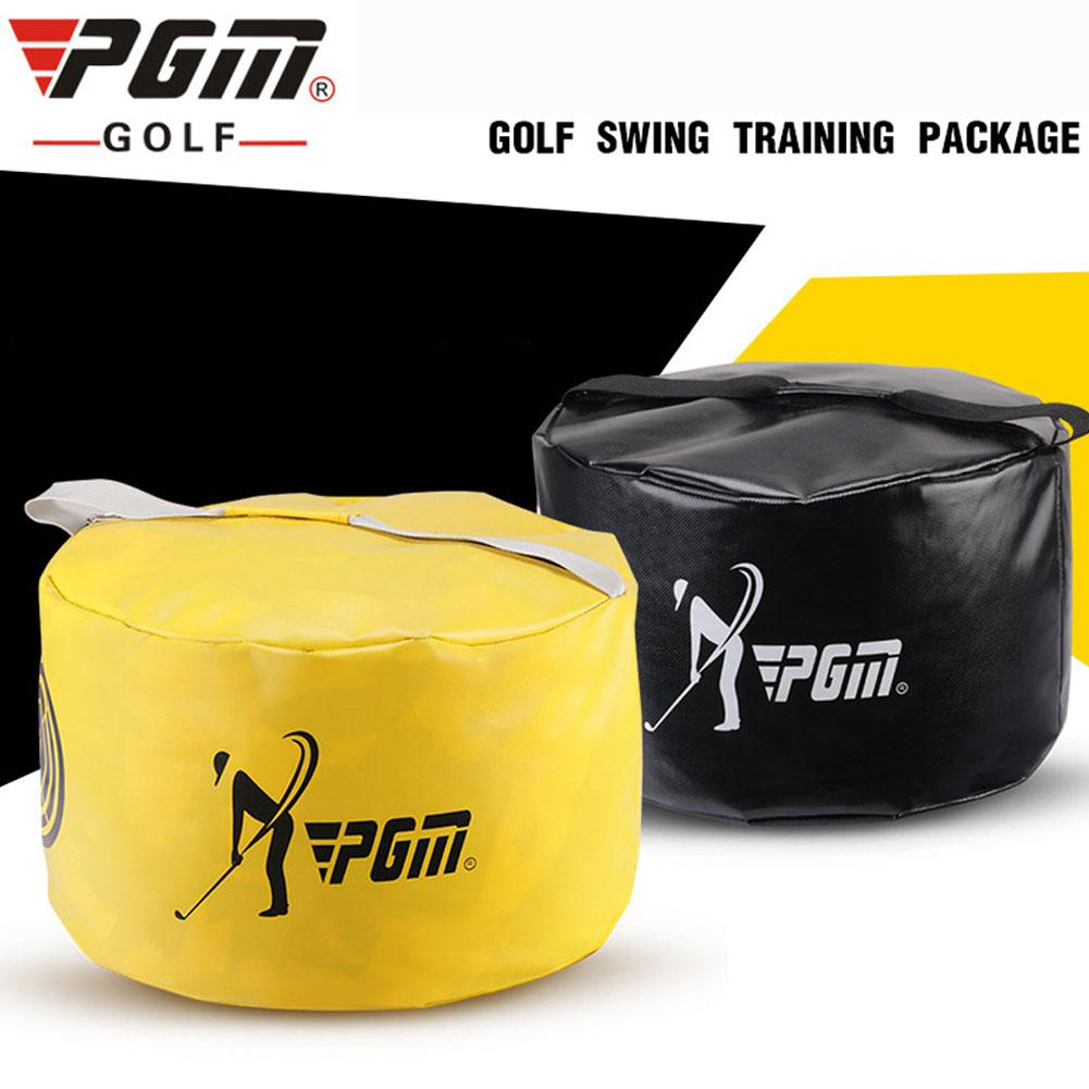 Waterproof Golf Power Impact Swing Pack Aid Practice Training Smash Hit Strike Bag Trainer Exercise Package Golf Training Aids