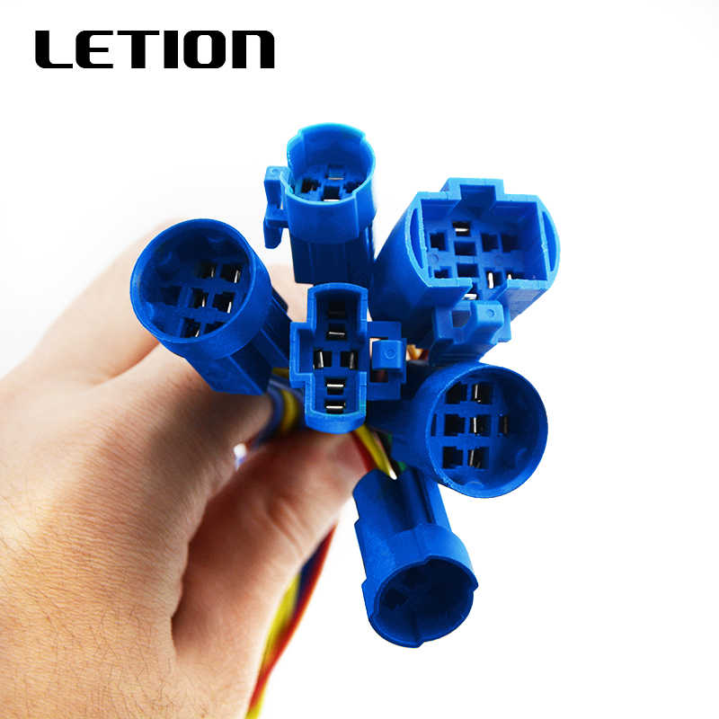 12 Mm 16 Mm 19 Mm 22 Mm 25 Mm Kabel Soket untuk Logam Push Button Switch Kabel 2- 6 Kabel Stabil Lampu Lampu Tombol