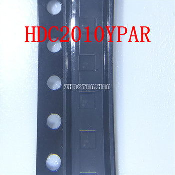 10 piezas X HDC2010YPAR 7B DSBGA6 HDC2010 DSBGA-6 nuevo envío gratis