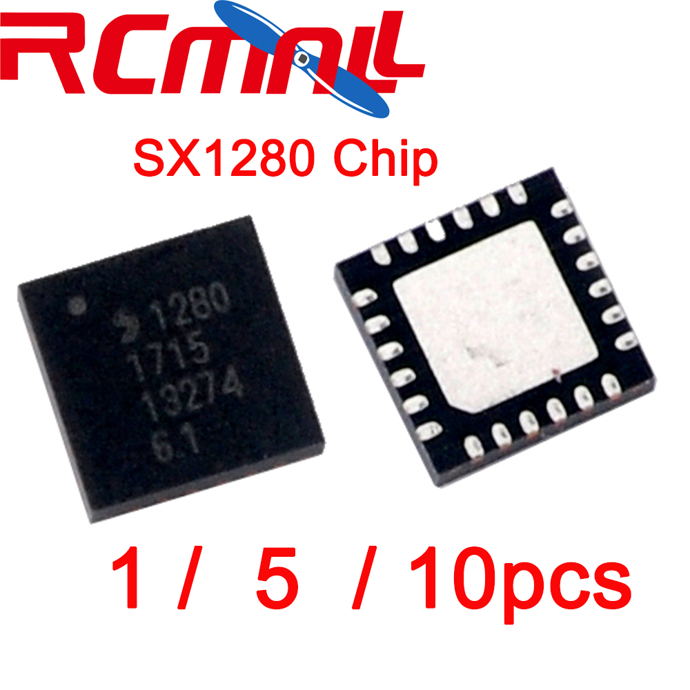 SX1280 Chip IC 2.4 GHz Long Range Communication SX1280IMLTRT For Lora IOT Internet Of Things 1/5/10Pcs