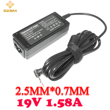 19V 2.1A Laptop Charger Notebook Power adapter for Asus EeePC 1.58A 1005 1001