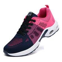 New cheap women shoes running breathable air cushion woman sports