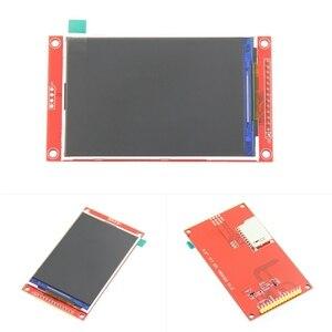 Image 5 - 3.5 Cal 480x320 SPI szeregowy wyświetlacz z modułem LCD TFT bez panelu naciśnij sterownik IC ILI9488 dla MCU