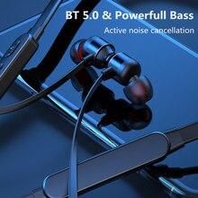 Bluetooth Earphone Wireless Earphones Magnetic Neckband Earphone Headset Sport Stereo Earphones For Huawe Xiaomi With MIC