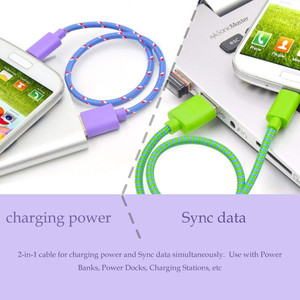 Микро USB кабель для быстрой зарядки микро usb шнур для Samsung S7 Xiaomi Redmi Note 9 Pro Android телефонный кабель 1/2/3 m микро USB зарядное устройство|Кабели для мобильных телефонов|   | АлиЭкспресс