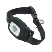 Pet Smart GPS Tracker Mini Anti Lost Waterproof Bluetooth Locator Tracer For Pet Dog Cat Kids Accessories