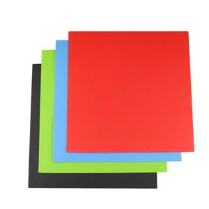 Image 2 - Broeinest Sticker 145/214/220/235/300mm Warmte Bed Tape Print Sticker Bouwen Plaat Tape voor 3D Printer onderdelen