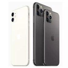 Desbloqueado usado iphone 11 pro max a13 smartphone 6.5