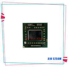 CPU Processor Am5750dec44hl-Socket A10-5750M A10-Series AMD FS1 Quad-Core Ghz