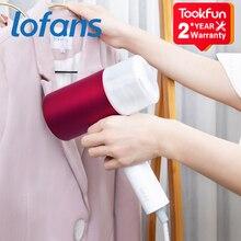 2020 NEUE Lofans Garment Steamer mini eisen Tragbare reise Haushalt Elektrische Generator reiniger Hängen mini Bügeln Geräte