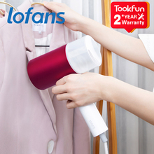 2020 NEW  Lofans Garment Steamer mini iron Portable travel Household Electric Generator cleaner Hanging mini Ironing Appliances