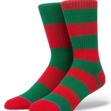 Мужские Usymmetric Block носки для скейтеров США Размер M(6-8,5), L(9-12), Евро Размер 39-41,5, 42-45