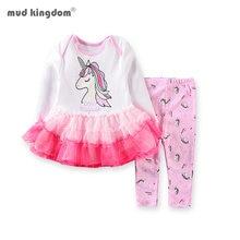 Брендовый Модный комплект одежды для маленьких девочек от брызг