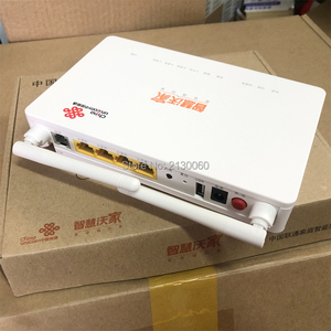 Image 2 - 2019 New GPON ONU ZTE F677 Fiber Optic Router 3FE+1GE+1Tel+USB+Wifi 100% New same function as ZTE F663N