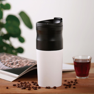 Image 4 - Xiaomi LAVIDA Electric Stainless Steel Coffee cup 427ML Grinder Double layer filter Mini Kitchen Grinder Coffee Bean Grind Cafe