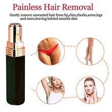 Charging Shaver Remove Hair Female Waterproof Razor Shaving Women Hair Leg Depilation Electric Trimmer Depilatory Tool SET