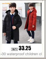 H1f5cf08602da4ae3ada64a6c5b7965056 2019 New Russia Baby costume rompers Clothes cold Winter Boy Girl Garment Thicken Warm Comfortable Pure Cotton coat jacket kids