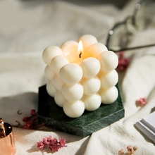 Mould Candle Essential-Oil Soy-Wax DIY 1pc Round