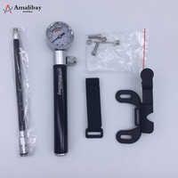 Mini pompe à pneus haute pression avec jauge pour Xiaomi M365 Scooter pneu main gonfleur d'air 210 PSI pompe Portable pour Xiaomi M365 Pro