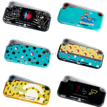 2019 Nintend Switch Lite Hard Plastic Protective Case Cover Shell for Nintendo Switch Lite Decal Game Accessories