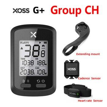 XOSS GPS Cycling Computer G Wireless  Speedometer Bluetooth Cycle Tracker Waterproof Road Bike MTB Bicycle Odometer 12