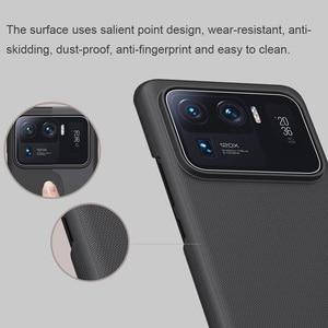 Image 3 - For Xiaomi Mi 11 Mi11 Lite Case NILLKIN Frosted Shield Protection Case For Xiaomi 11 Ultra Mi 11 Pro Anti fingerprint Back Cover