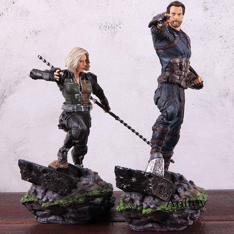 avengers-infinity-war-captian-america-black-widow-iron-studios-statue-1-10-scale-font-b-marvel-b-font-action-figure-pvc-collectible-model-toy