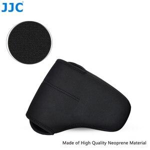 Image 3 - JJC Camera Case Pouch Bag for Canon EOS RP R Nikon Z7 Z6 Z50 Sony A7R IV A7R III A7S II Fuji Fujifilm X T3 X T2 X T1 XT3 XT2