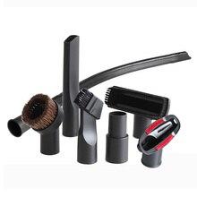 7 em 1 aspirador de pó escova bico casa poeira fenda escada ferramenta kit 32mm 35mm durável e confiável