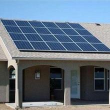 цена на Solar Home System Complete 3KW On Grid Tie Solar Panel 300w 30v Solar Inverter 3000W 3KW 220v Pure Sine Wave  PV Cable Mount Rv