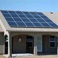 Solar System Komplette 3KW Auf Grid Tie solaranlage komplett 3000w 220v Solar Panel 300w 30v Solar Inverter 3000W 3KW 220v Reine Sinus Welle PV Kabel Montieren  solar panel kit  sonnensystem solar kit solar panel set